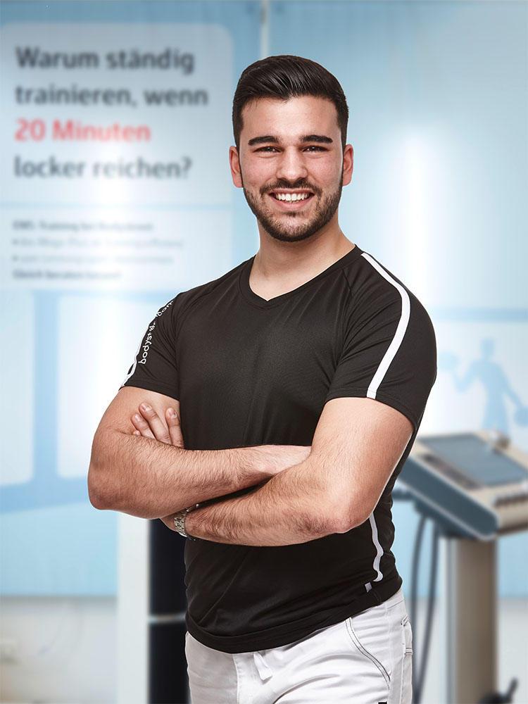 BODY STREET | Hannover Aegidientorplatz | EMS Training
