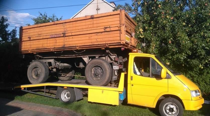 """""""Carvan"""" Pomoc drogowa 24h. Autoserwis"""