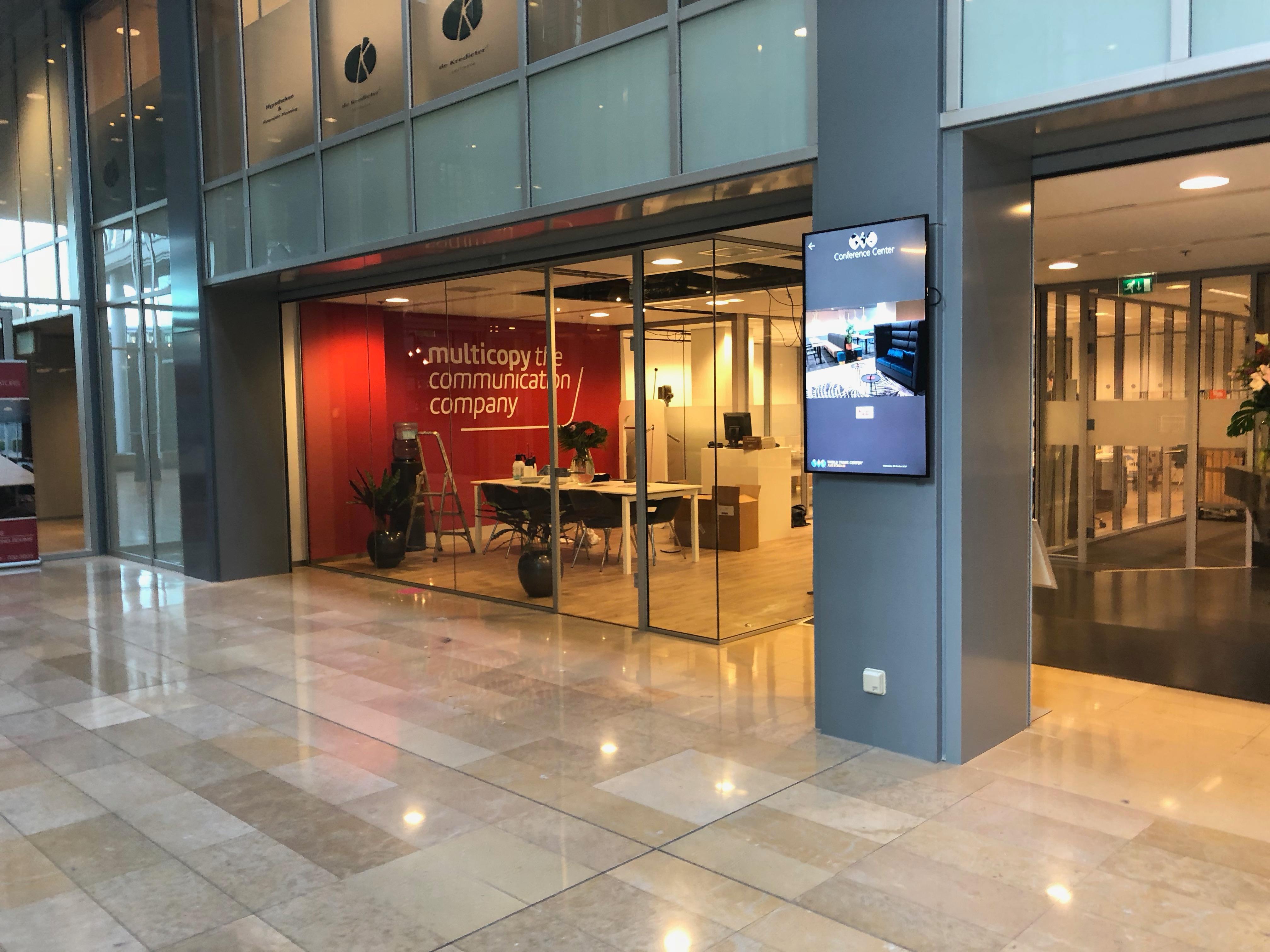 Multicopy The Communication Company | Amsterdam WTC