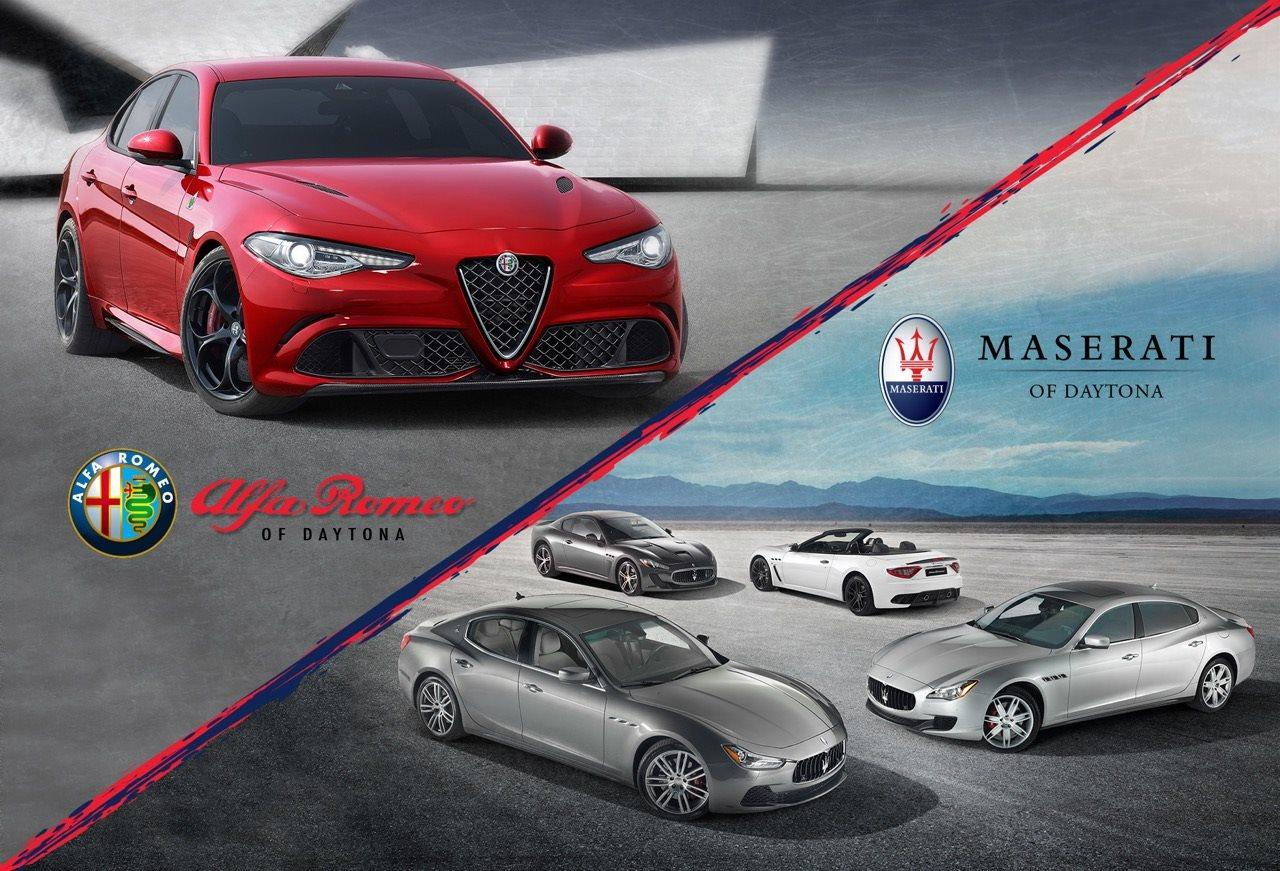 Maserati alfa romeo of daytona daytona beach florida fl - Nearest alfa romeo garage ...