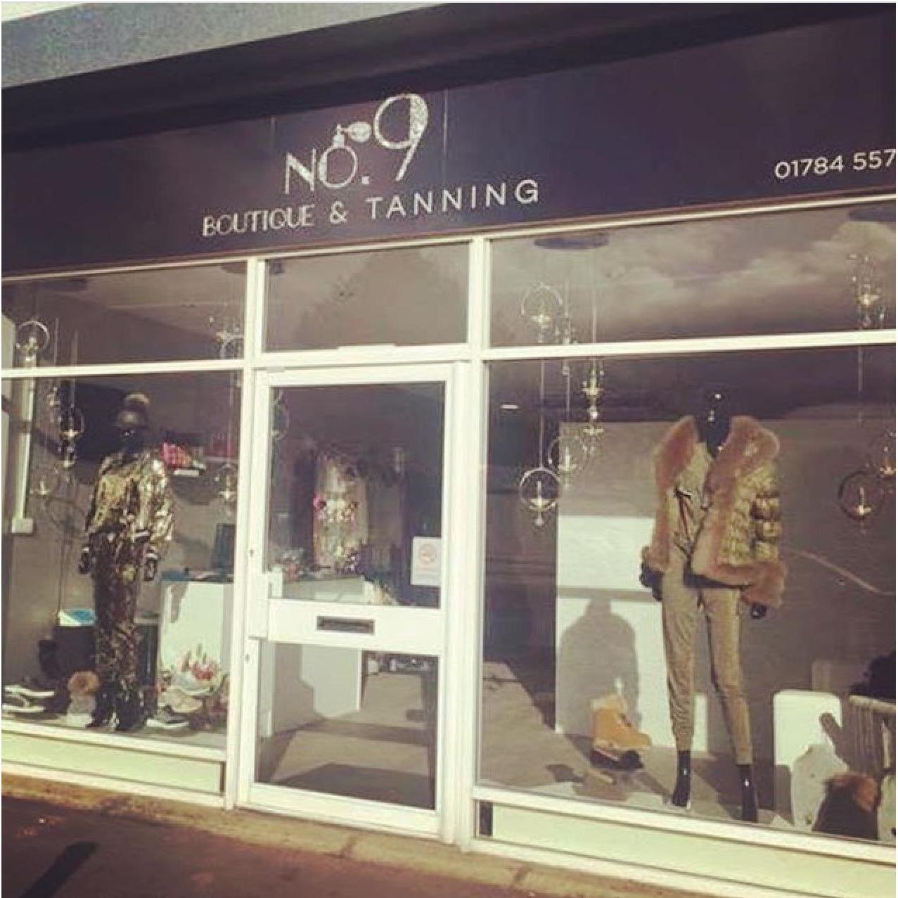 No.9 Boutique & Tanning Ltd - Egham, Surrey TW20 8AS - 01784 557440 | ShowMeLocal.com