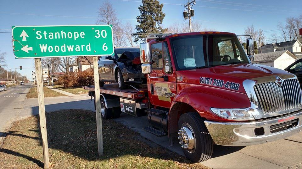 Central Iowa Towing and Recovery, Ames Iowa (IA ...