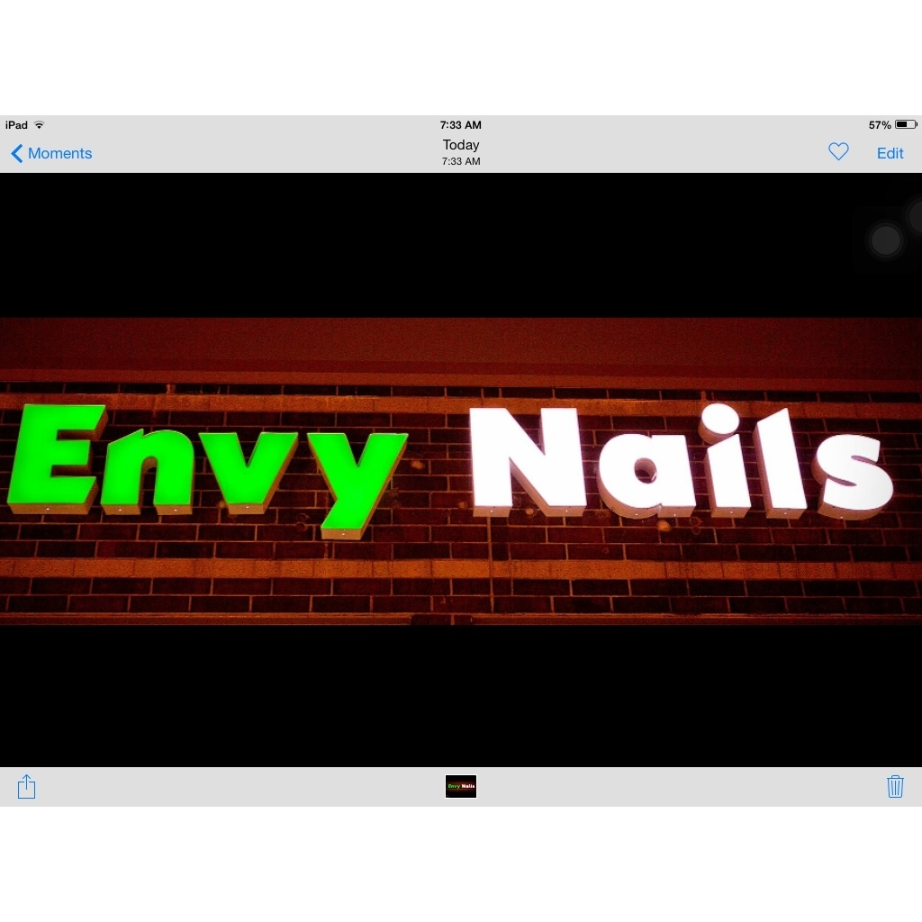 Envy Nail Salon