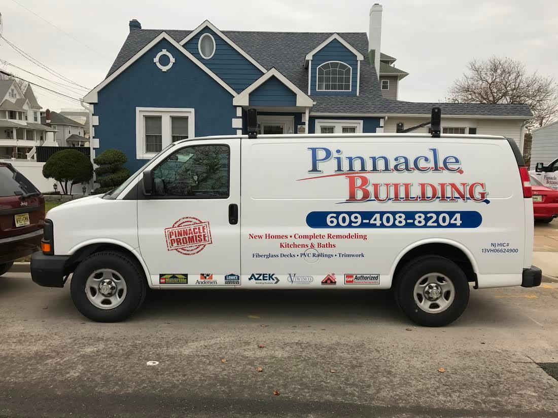 Pinnacle Building Amp Contracting Cape May Court House New