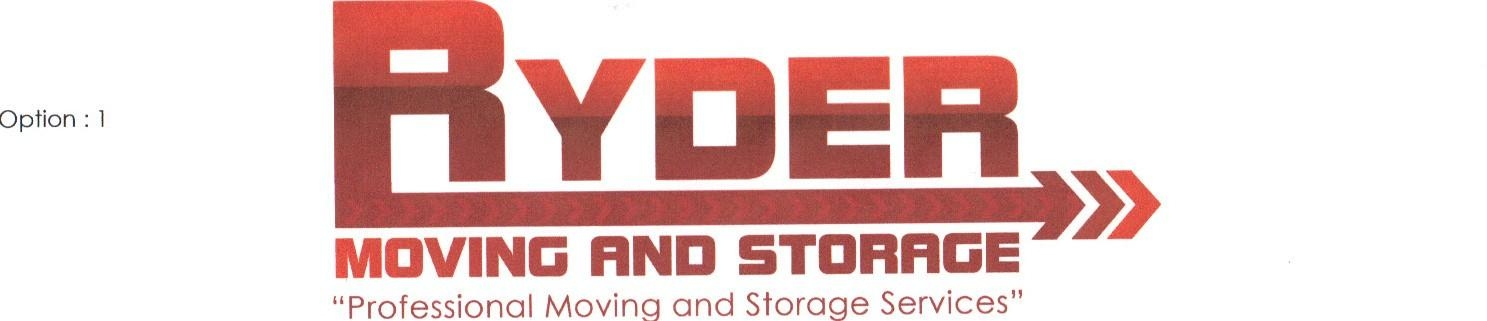 Ryder Moving And Storage