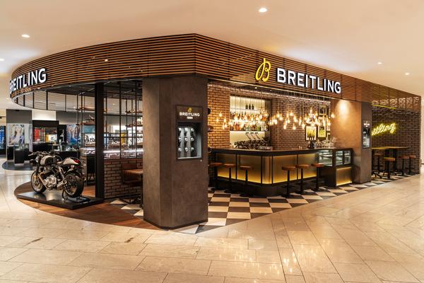 Breitling Boutique Zurich Jelmoli