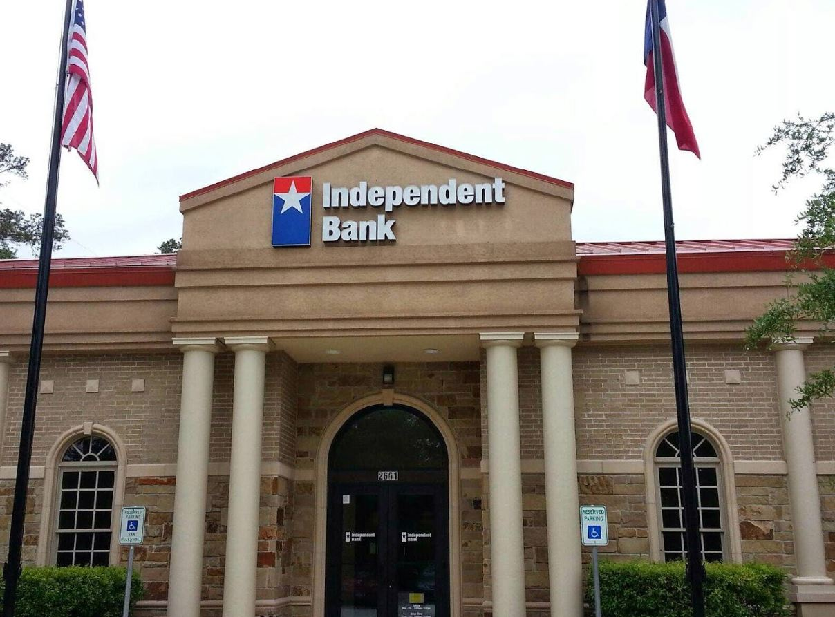 Independent Bank is now Independent Financial