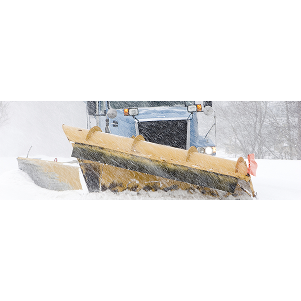 Fenway Back Bay Snow Plowing