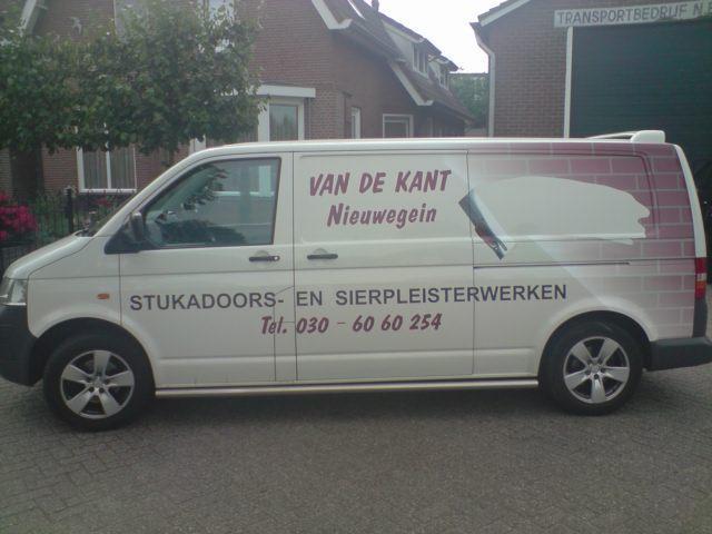 Stukadoorsbedrijf Van de Kant Nieuwegein