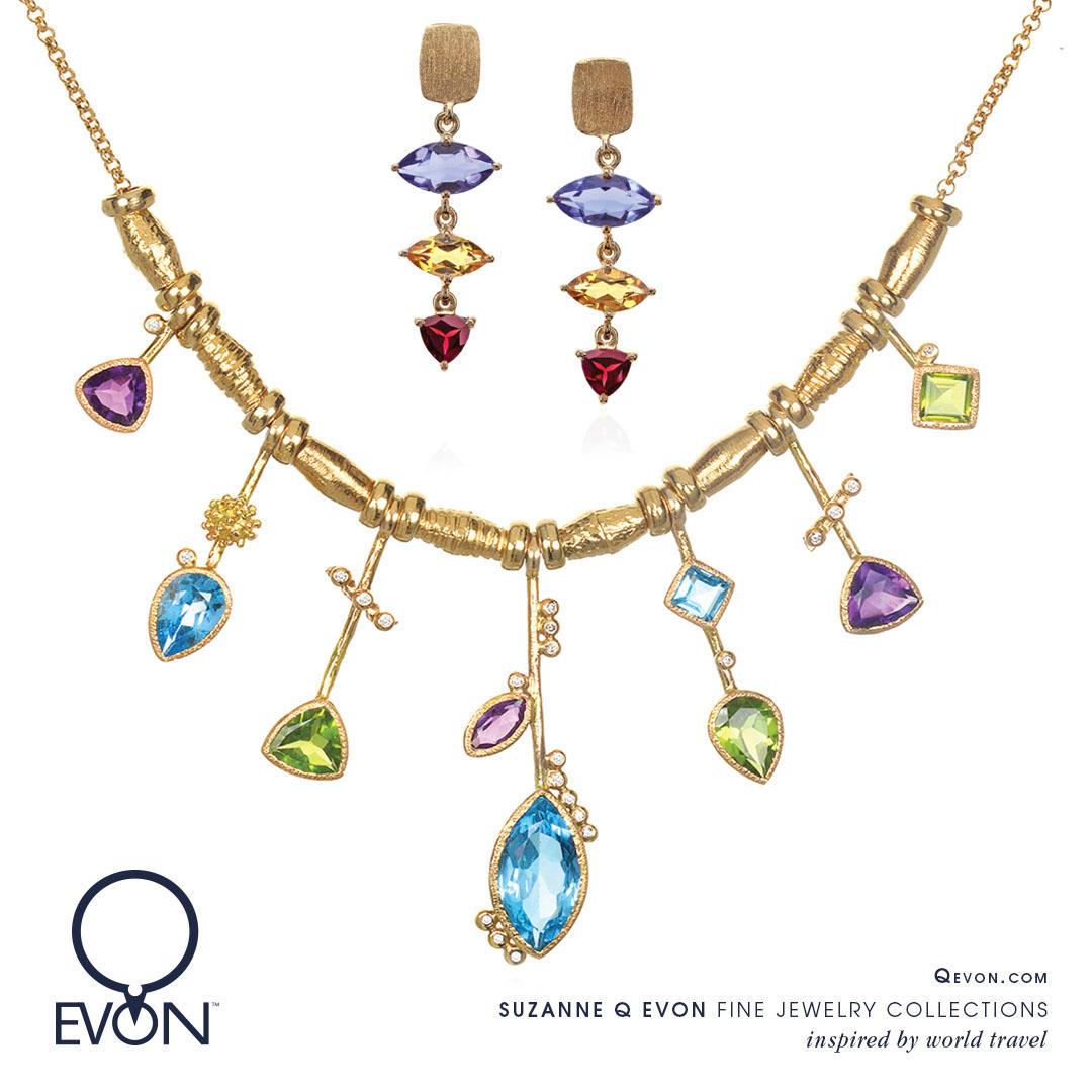 Q Evon Fine Jewelry Collections