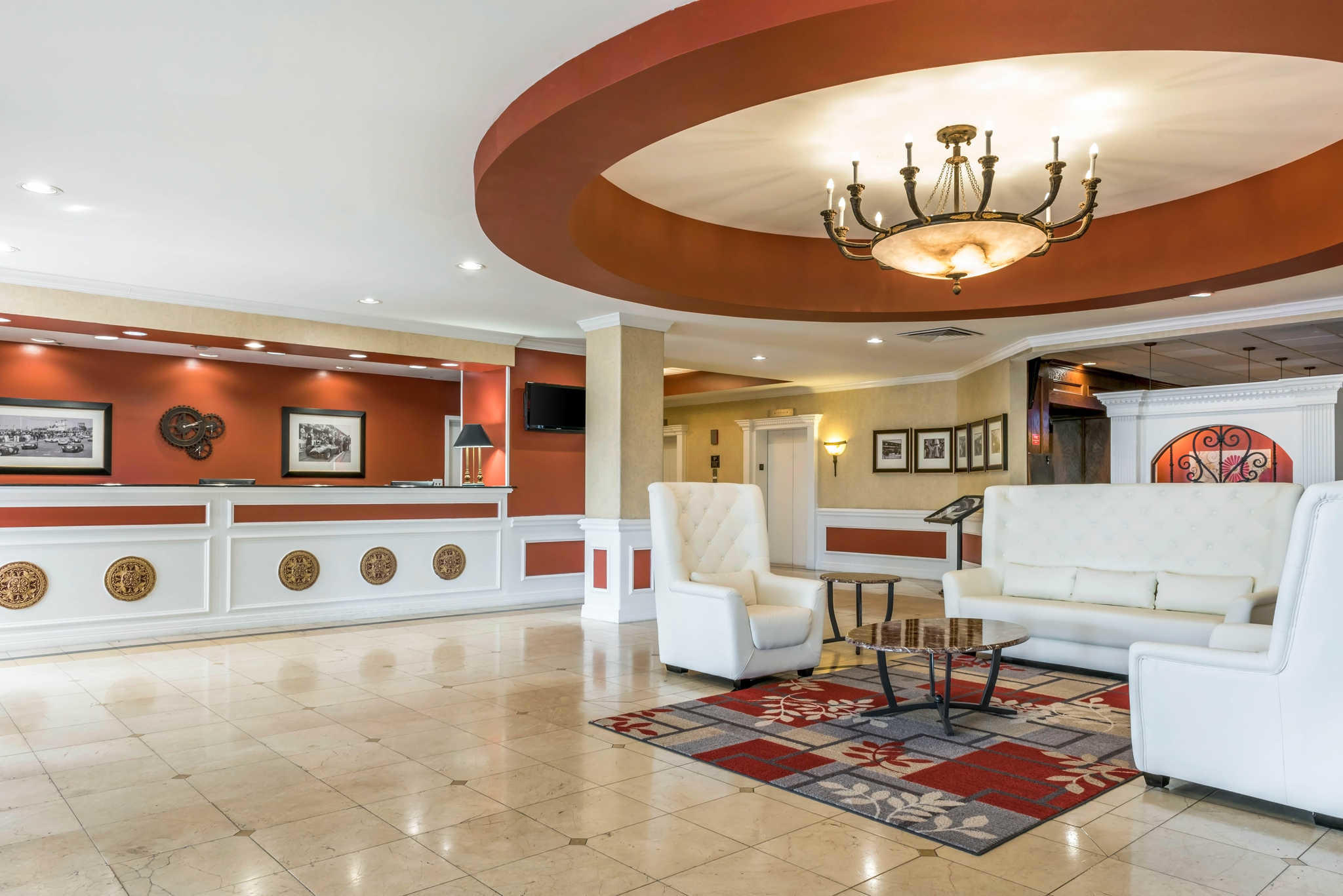 clarion hotel airport indianapolis indiana in. Black Bedroom Furniture Sets. Home Design Ideas