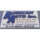 Rubicon Auto Inc - Kersey, PA - Auto Dealers
