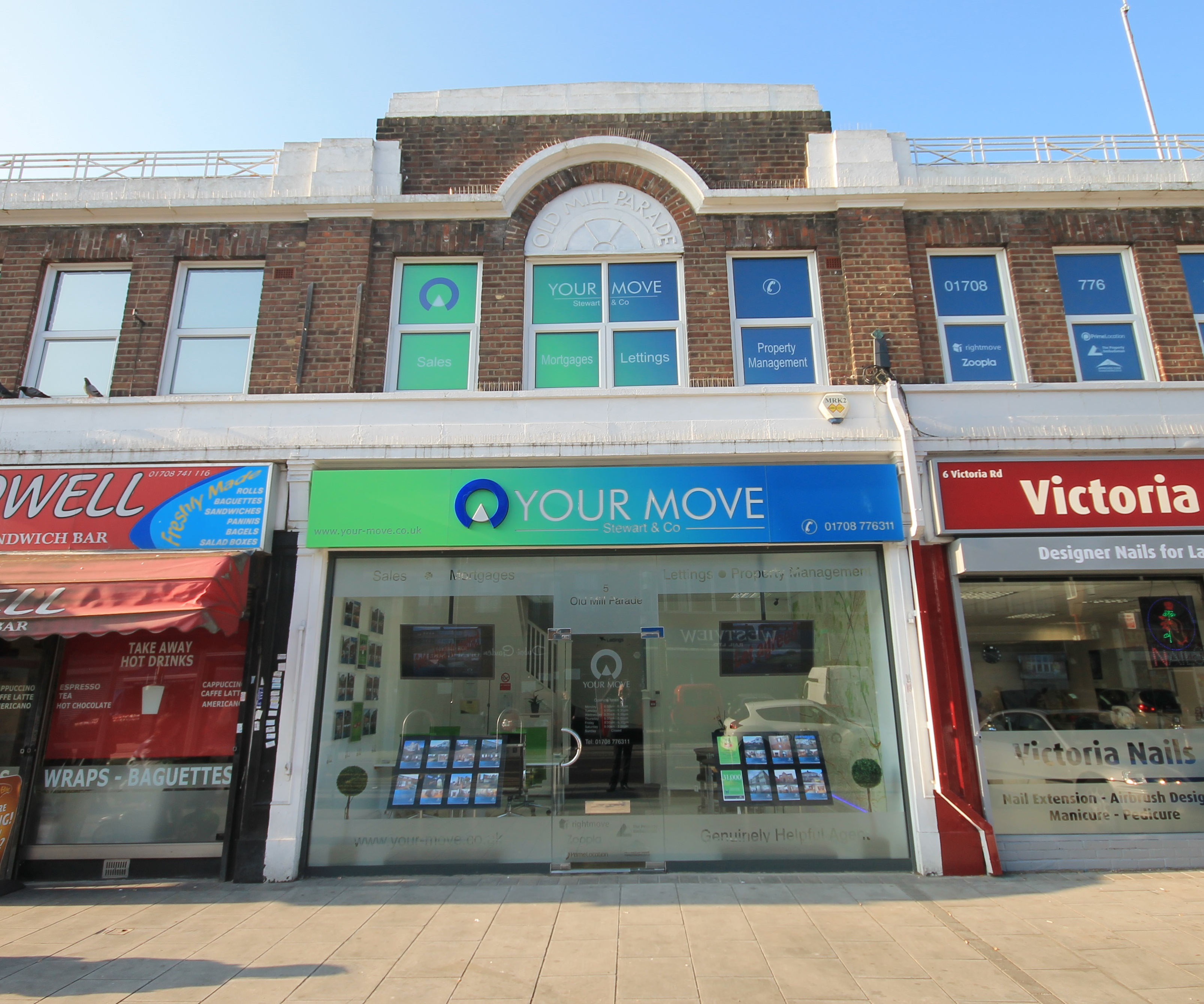 Your Move Estate Agents Stewart & Co Romford