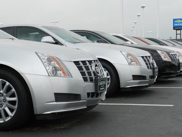 Carlisle Cadillac Buick Gmc Used Cars New Cars Reviews