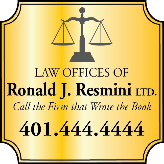 Law Offices of Ronald J. Resmini, LTD. - Seekonk, MA - Attorneys