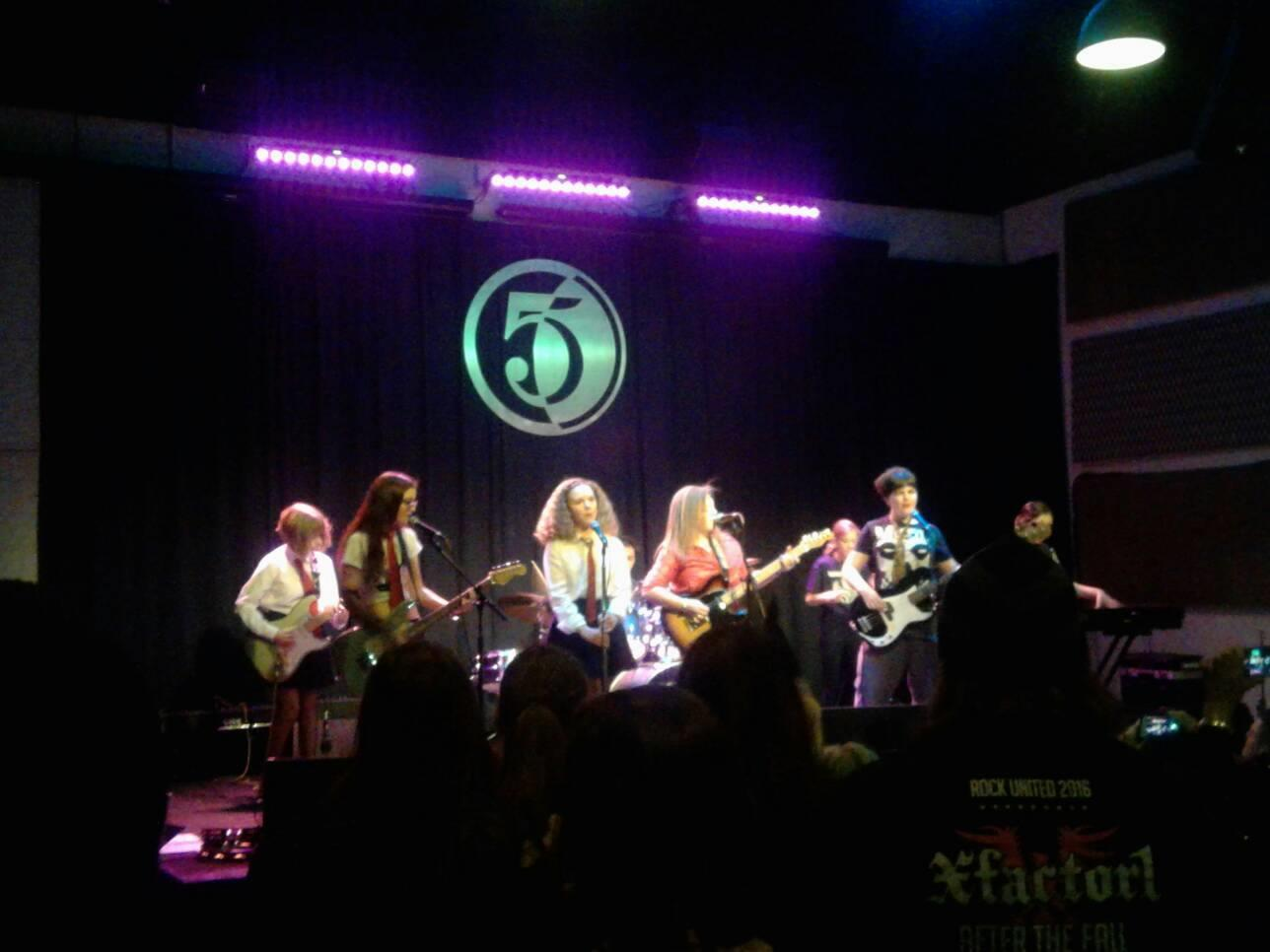 School Of Rock Dublin on electric repair columbus ohio