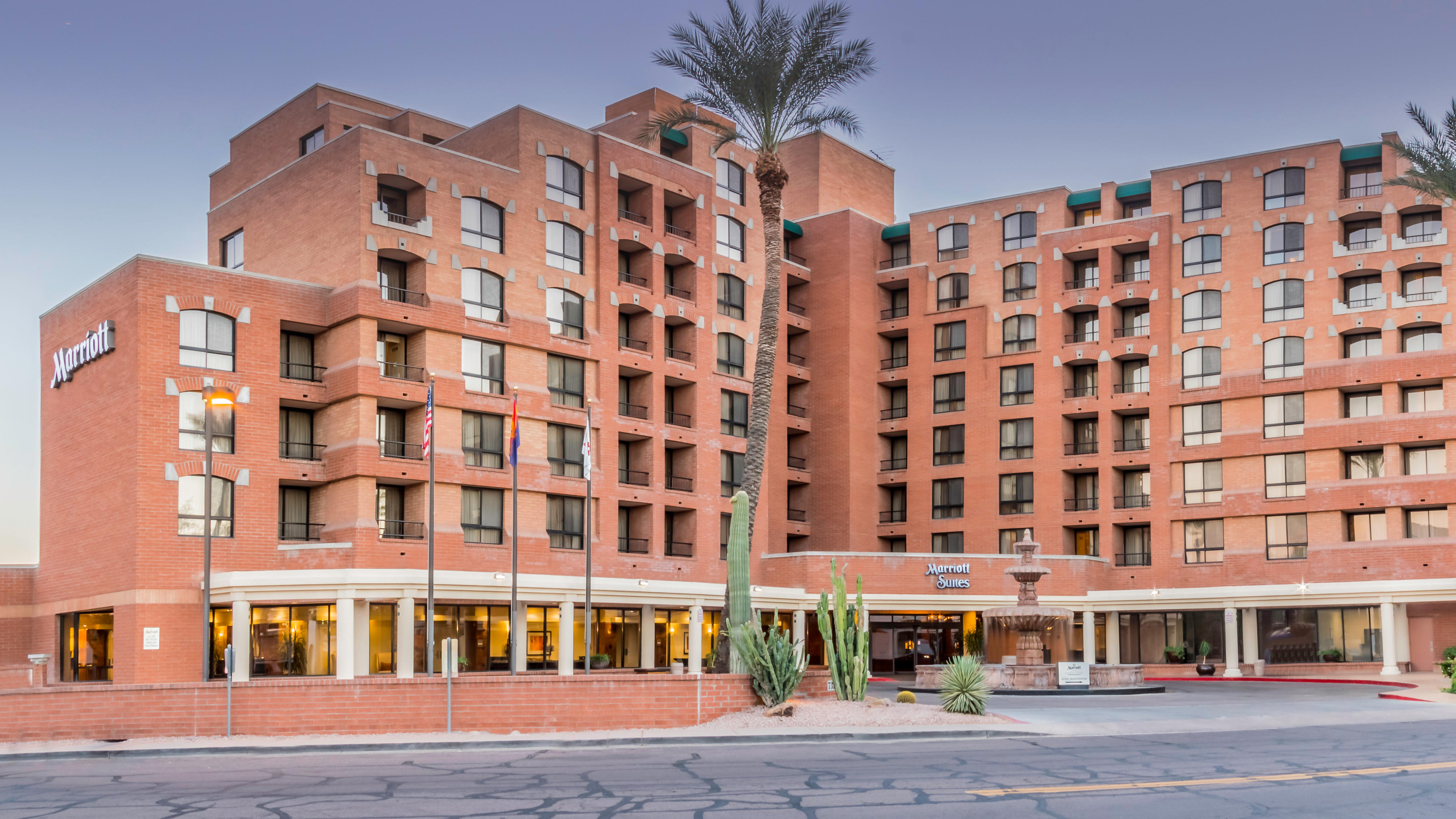 Marriott Suites Old Town Scottsdale Hotels