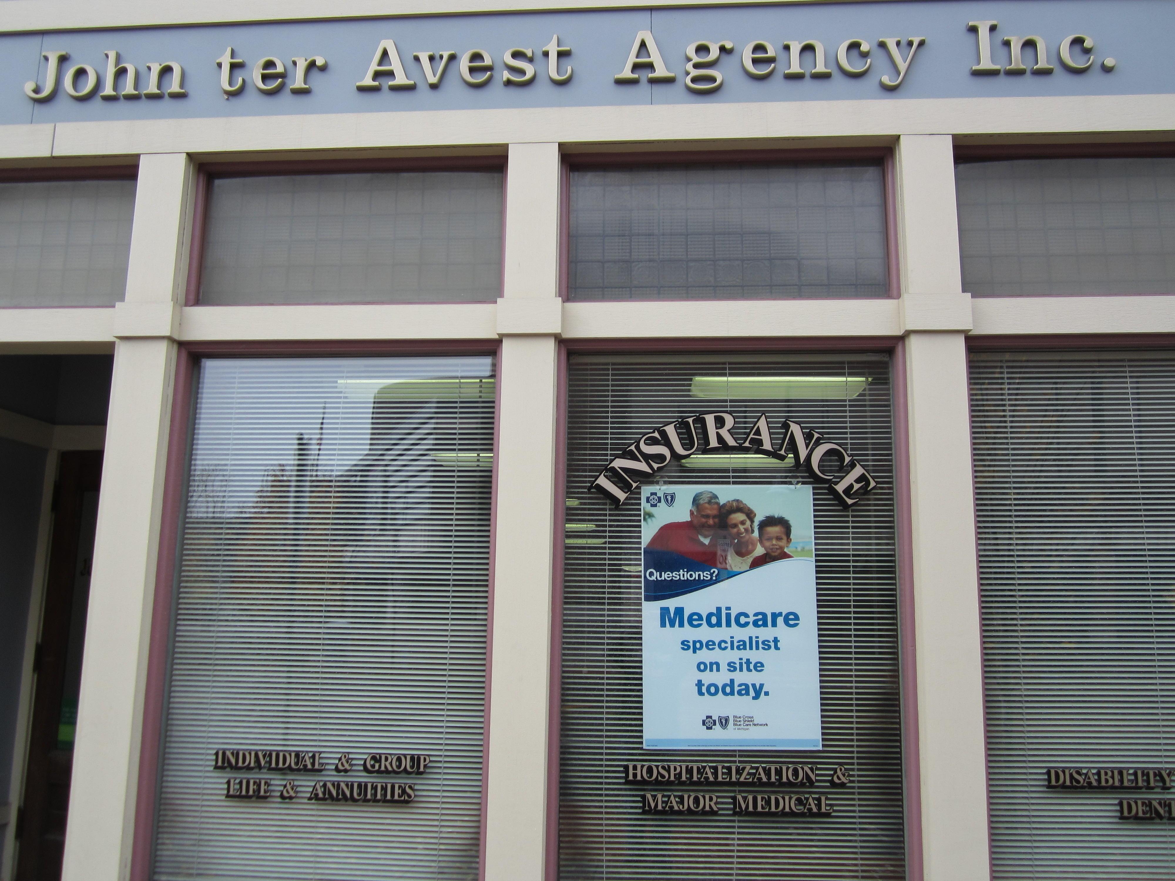 Ter Avest John Agency Inc