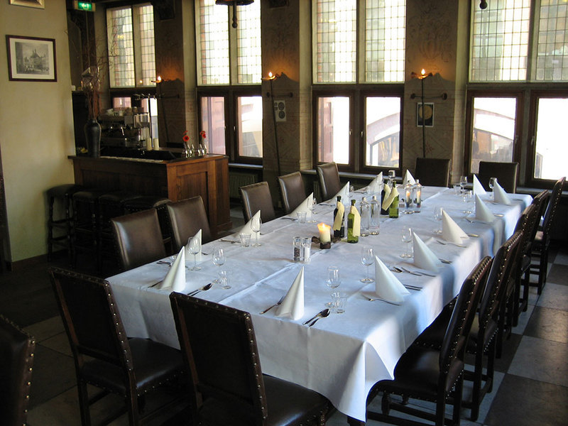 Goudkantoor Café-Restaurant Het