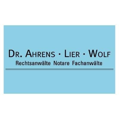 Dr. Ahrens - Lier - Wolf Rechtsanwälte-Notare-Fachanwälte