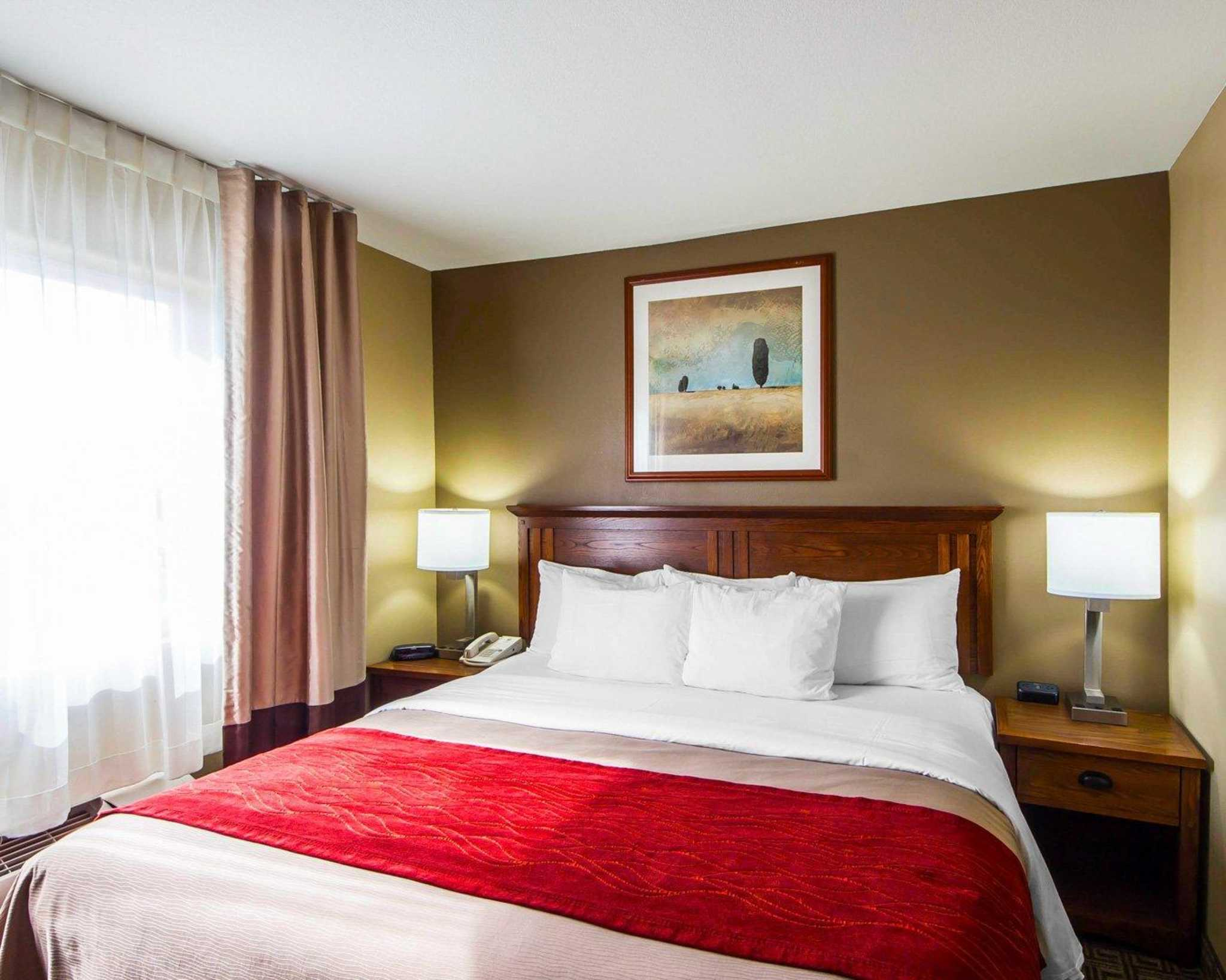 Comfort Inn Amp Suites Ponca City Oklahoma Ok