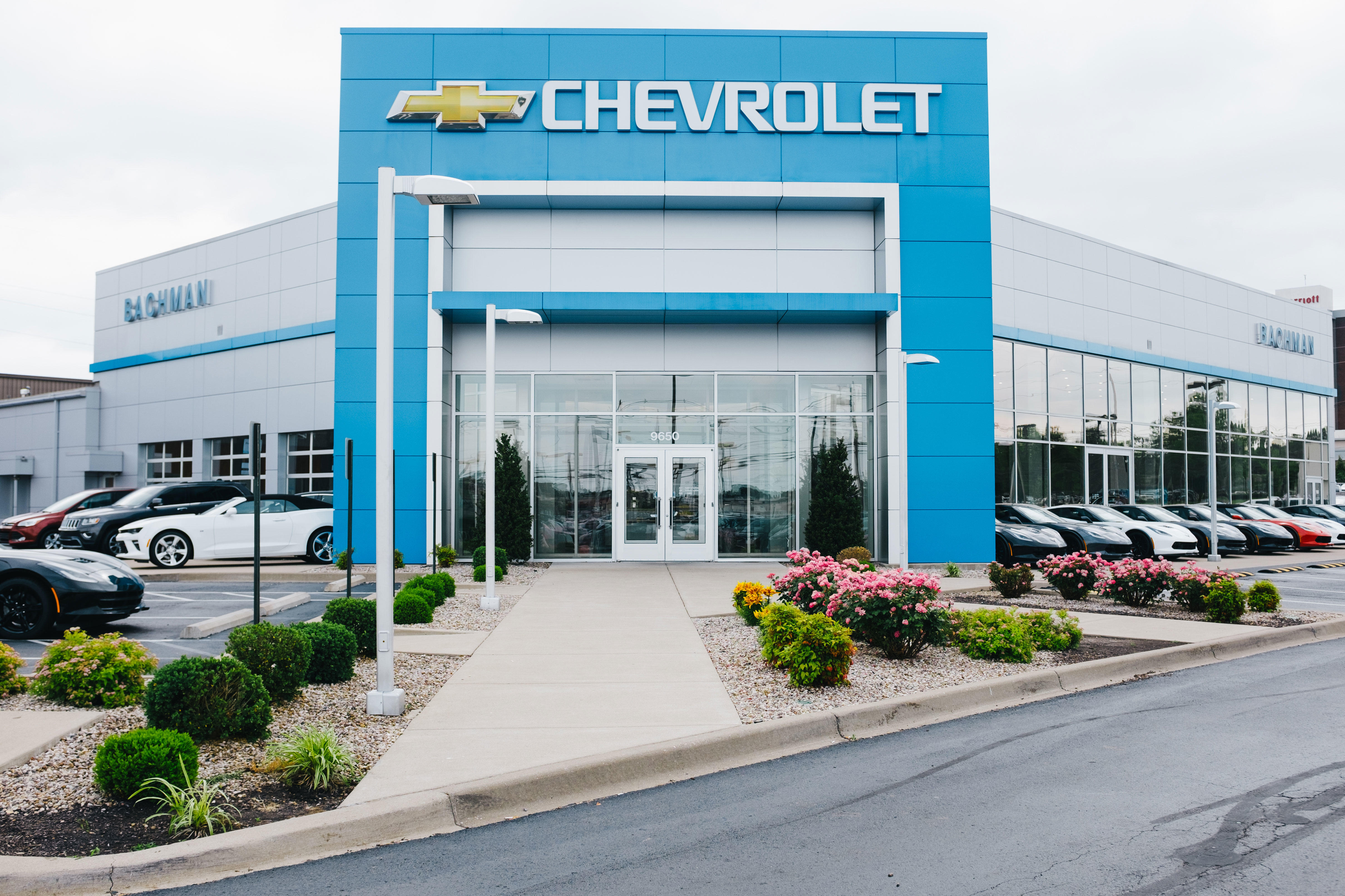Bachman Chevrolet, Louisville Kentucky (KY ...