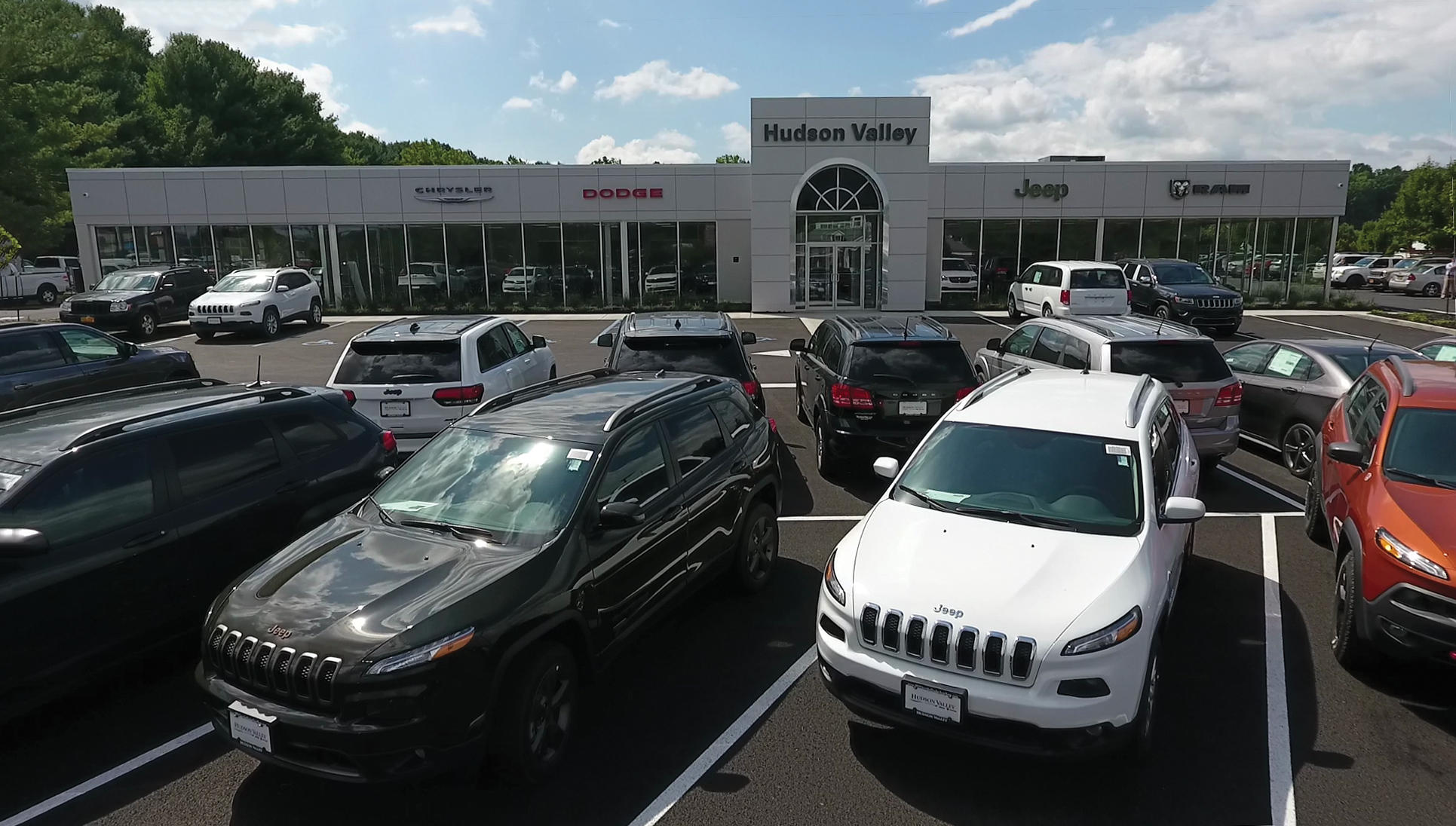 Hudson Valley Chrysler Jeep Dodge Ram in Newburgh, NY ...