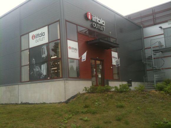 Iittala outlet Lappeenranta