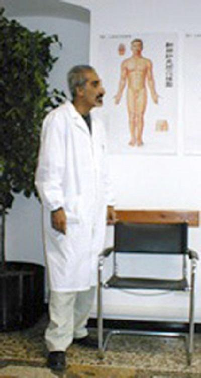 Dr. Natour Mohammad - Ematologia Agopuntura Omeopatia