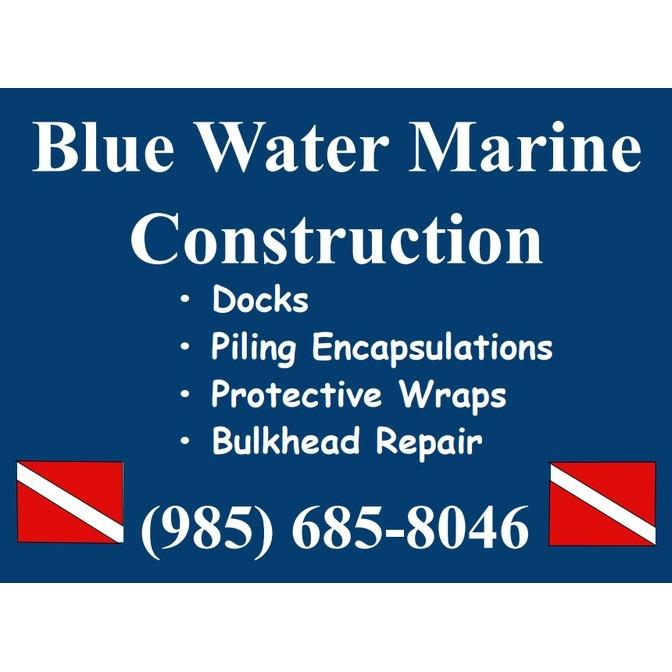 Bluewater Marine Construction LLC