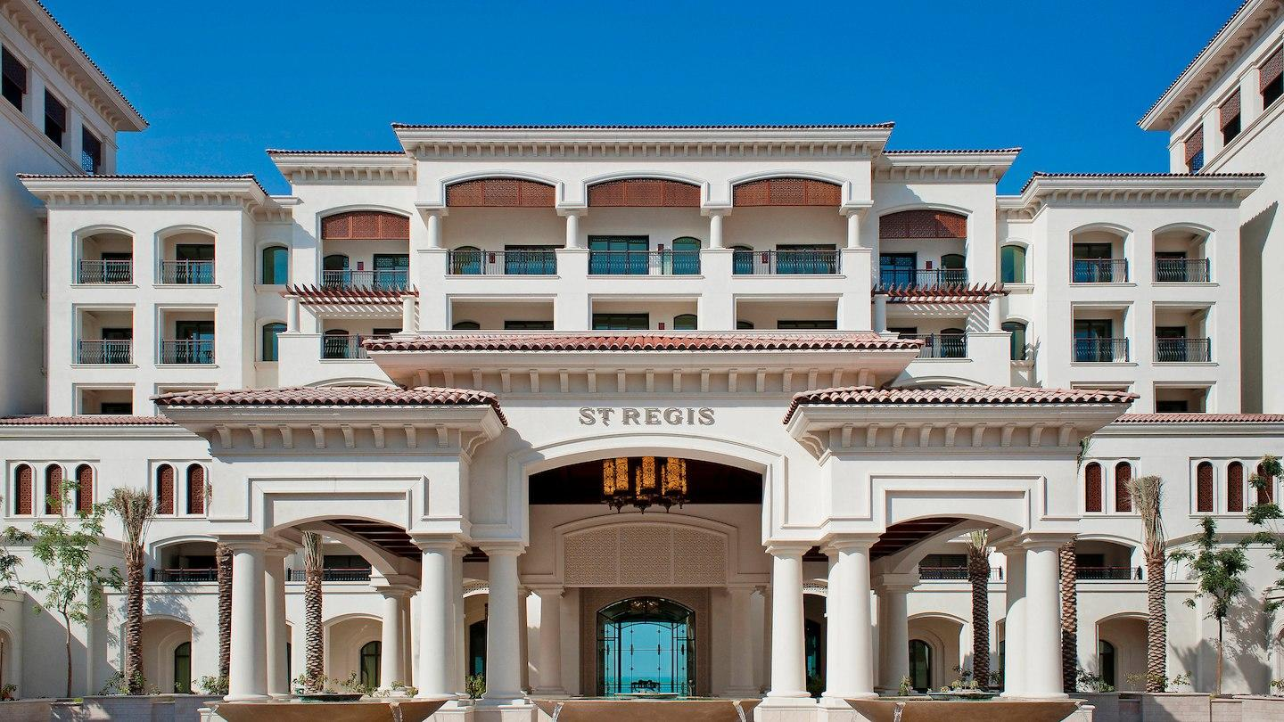 The St. Regis Saadiyat Island Resort, Abu Dhabi
