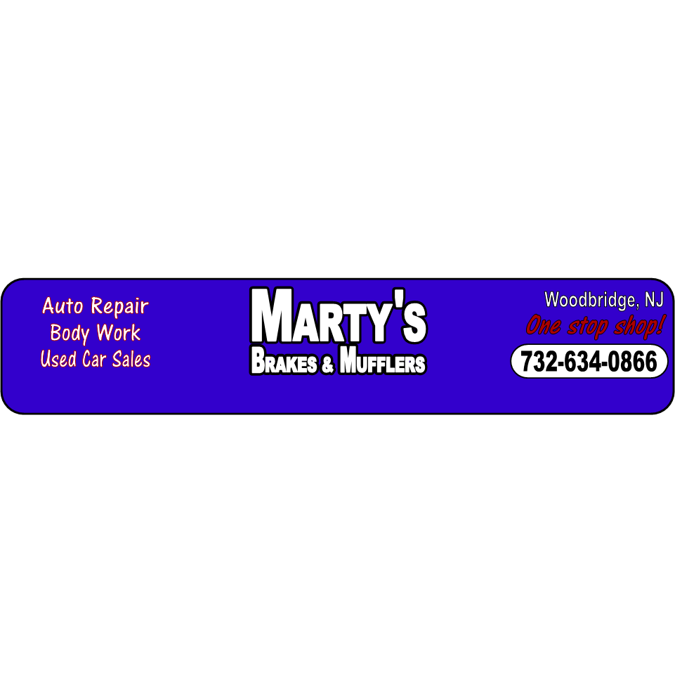 Marty's Brakes & Mufflers