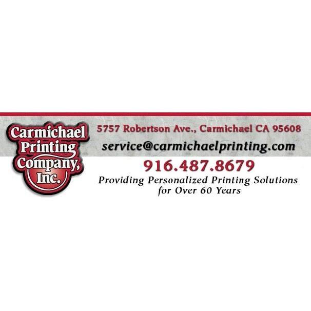 Carmichael Printing - Carmichael, CA 95608 - (916)538-5986 | ShowMeLocal.com