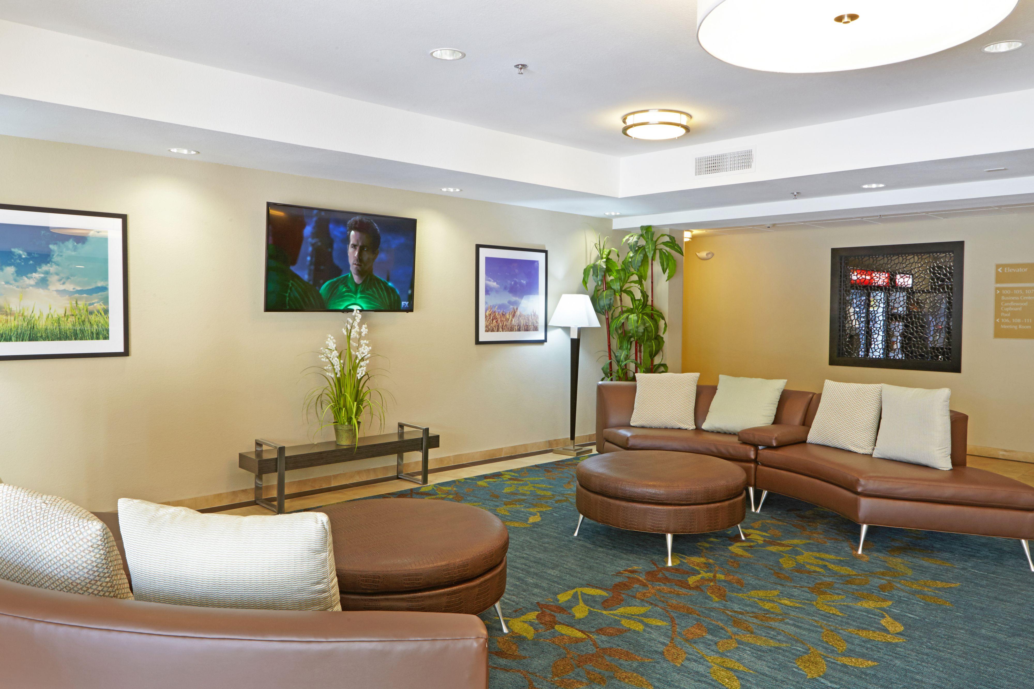Candlewood Suites San Antonio Airport In San Antonio  Tx 78216