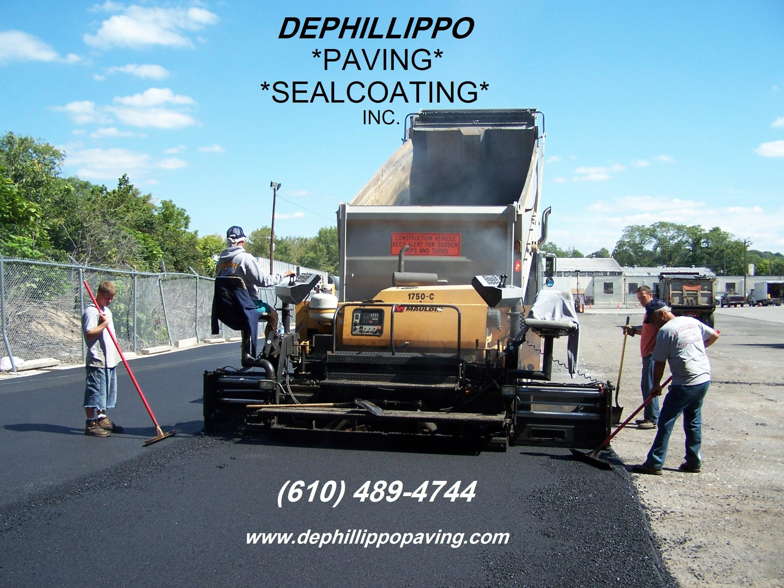 DePhillippo Paving LLC