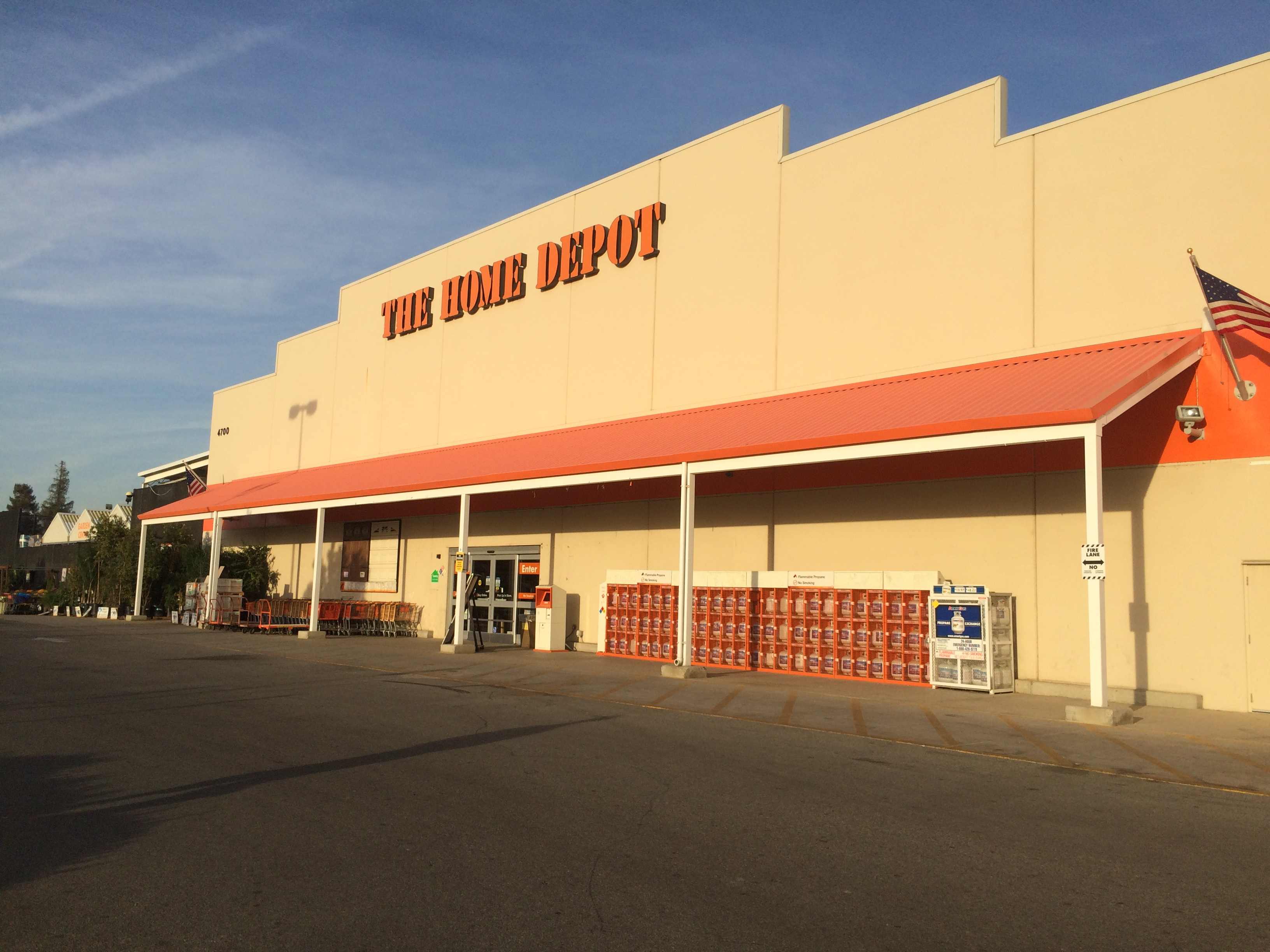 "When The Home Depot was founded in , Bernie Marcus and Arthur Blank had no idea how revolutionary this new ""hardware store"" would be for home improvement and the retail industry. Today, we're proud to be the world's largest home improvement retailer."