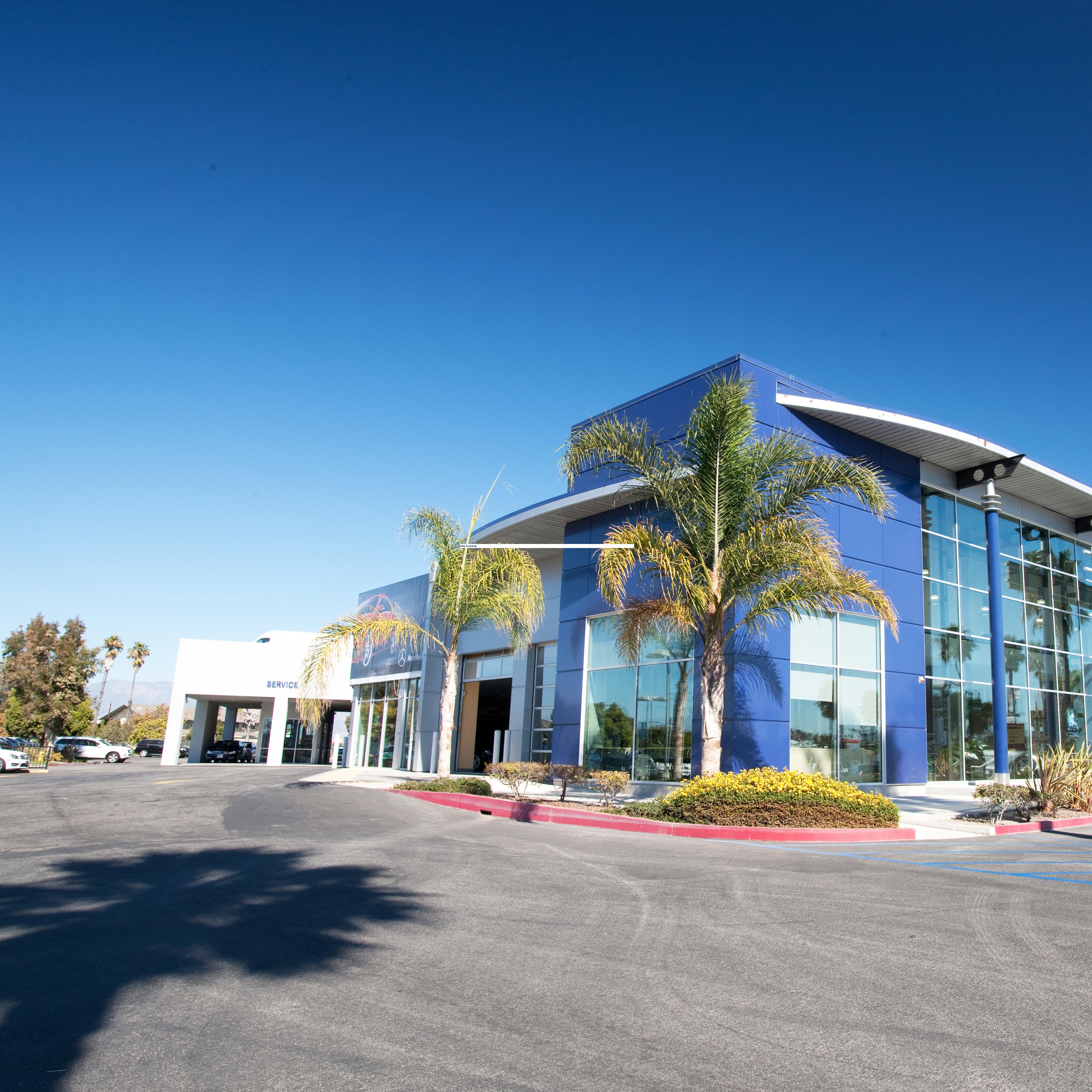 Mercedes Benz Of Oxnard Oxnard California Ca