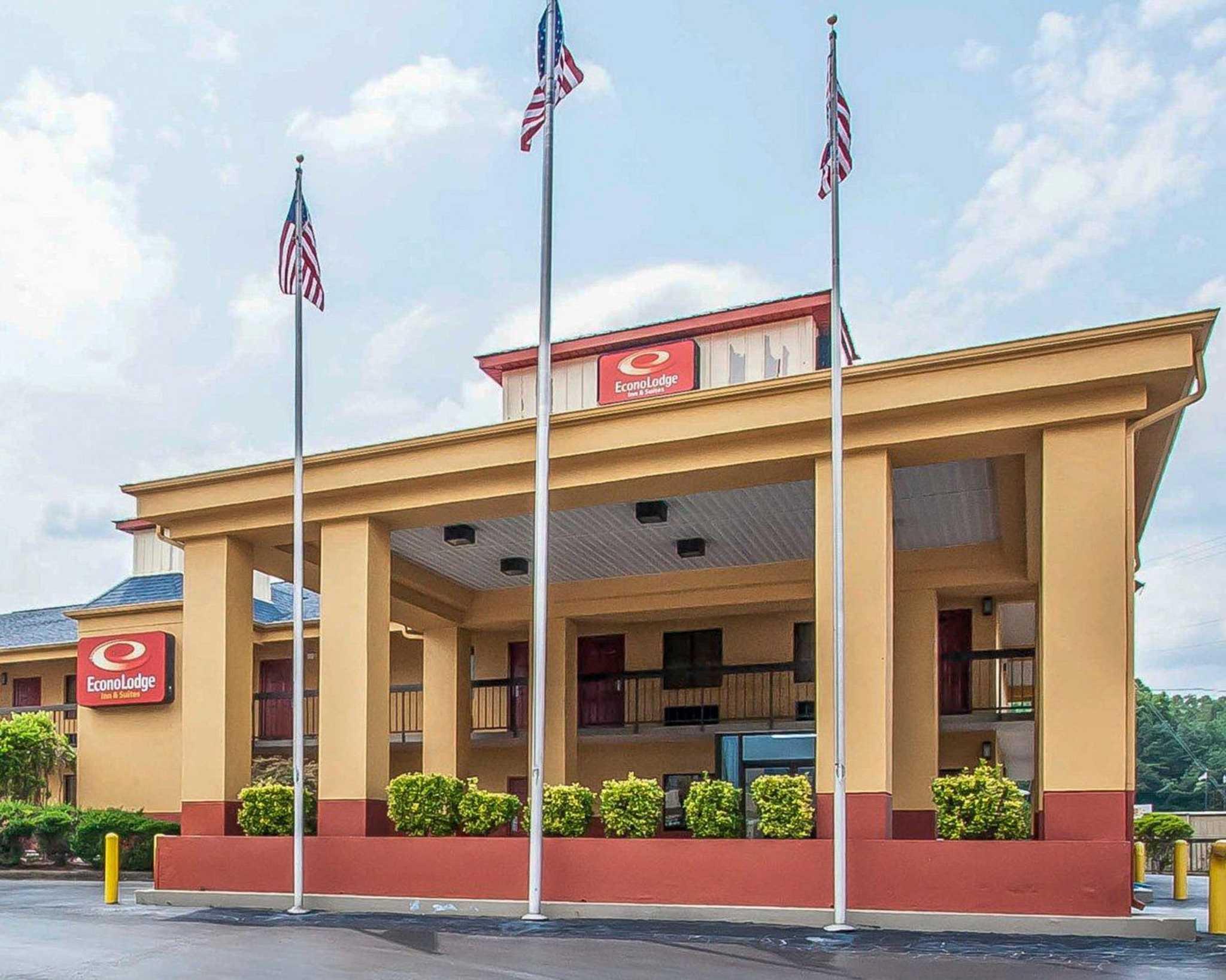 Econo Lodge Inn  U0026 Suites  Tuscaloosa Alabama  Al
