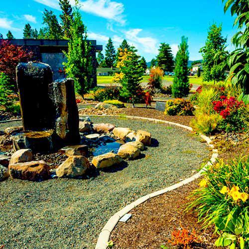 Cremation Garden, Pines Cemetery