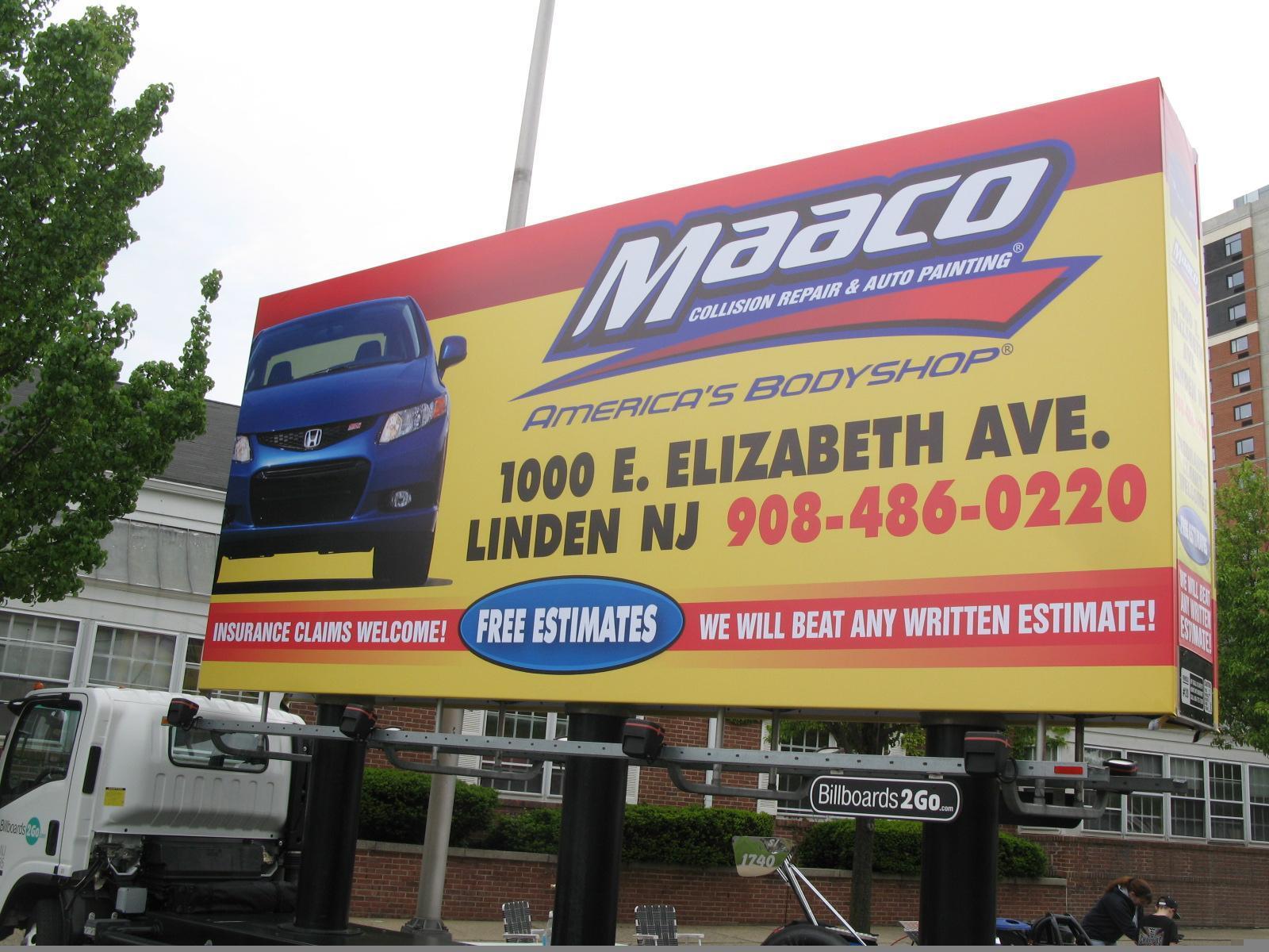 Maaco Collision Repair Auto Painting Linden Nj