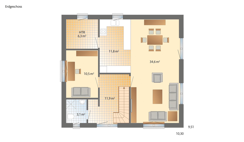 Danhaus - Das 1Liter-Haus! in Mannheim