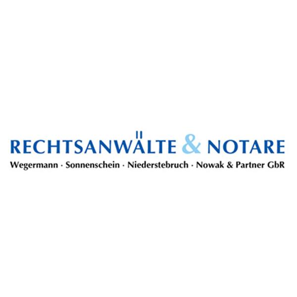 Bild zu Notare & Rechtsanwälte Wegermann / Sonnenschein / Niederstebruch, Nowak & Partner GbR in Witten