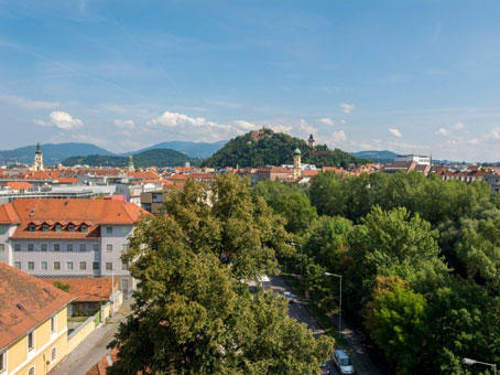 Bilder Graz, City Tower