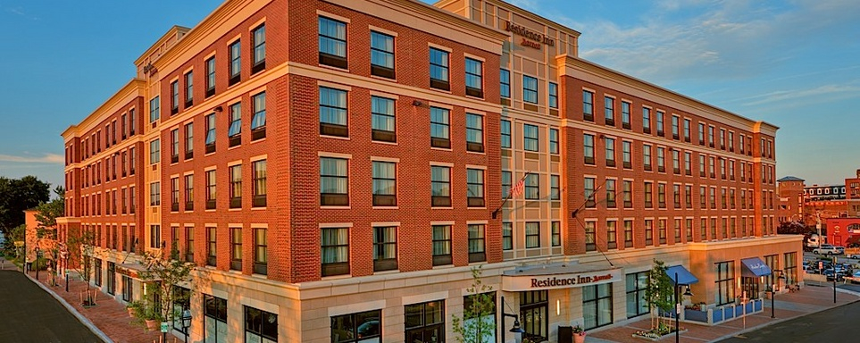 The Residence Inn Portsmouth Downtown image 0