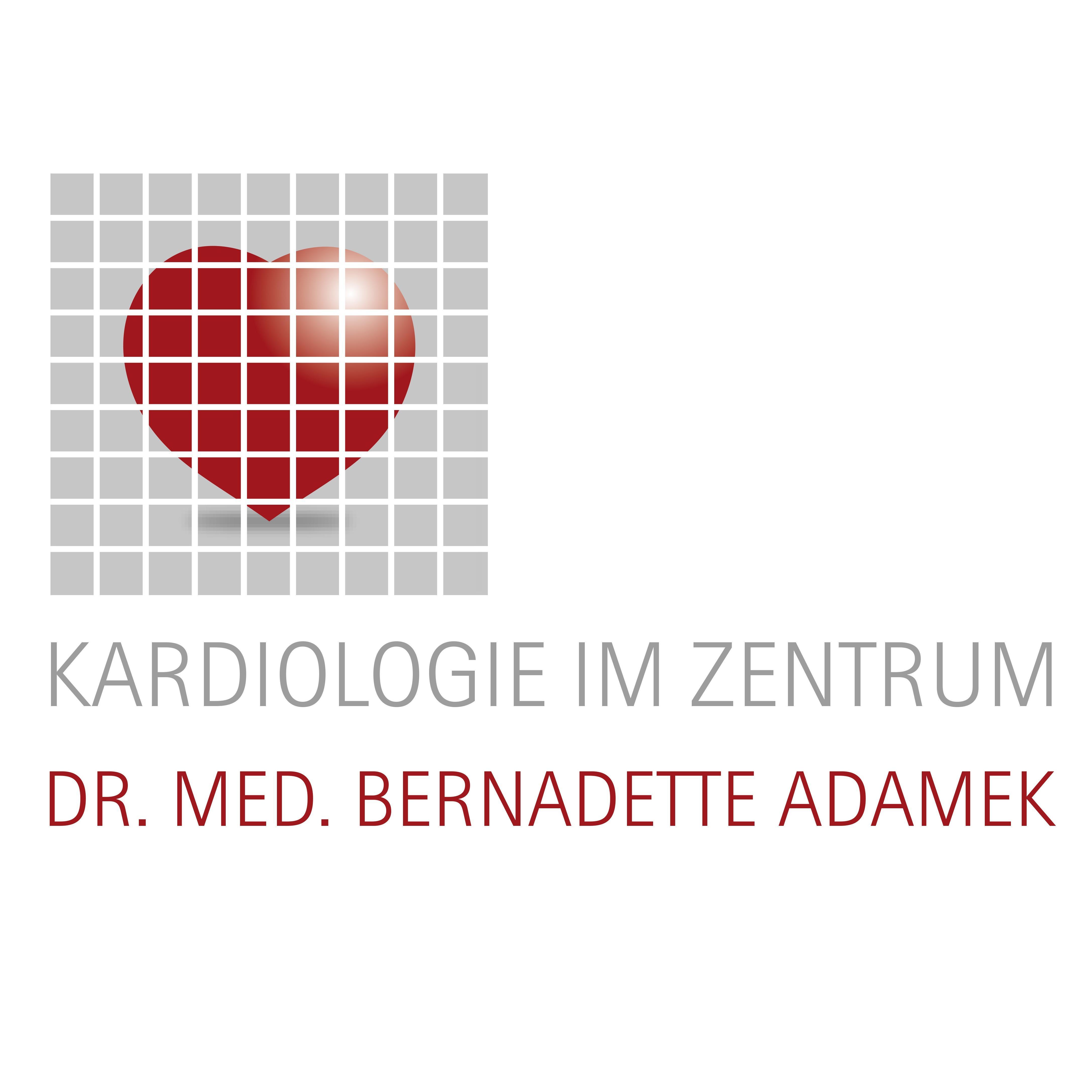 Bild zu Kardiologie im Zentrum Dr. Bernadette Adamek in Düsseldorf