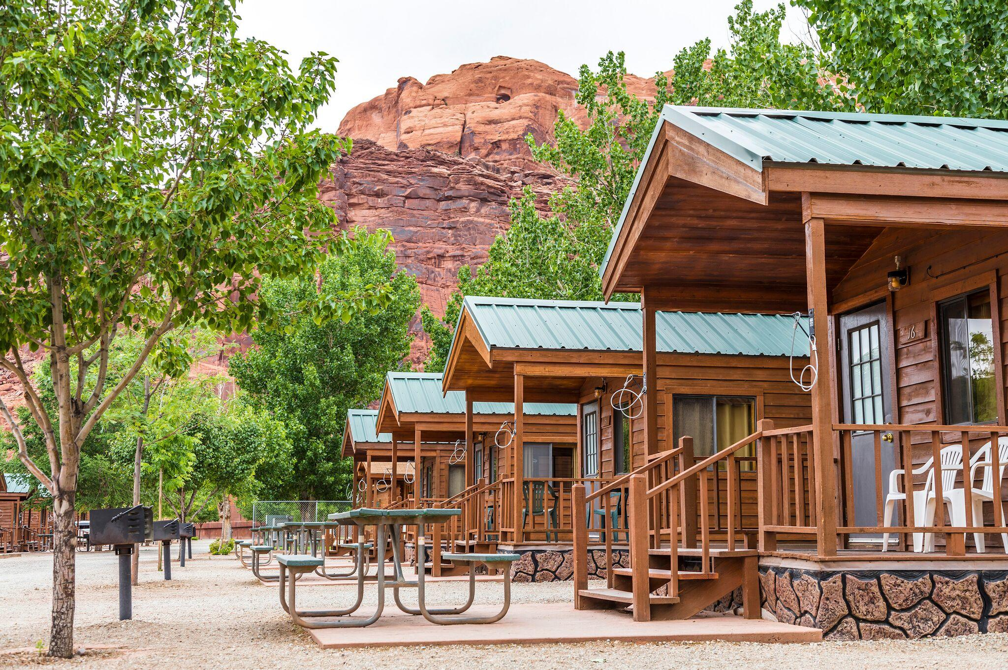 Moab Valley Rv Resort Amp Campground In Moab Ut 84532