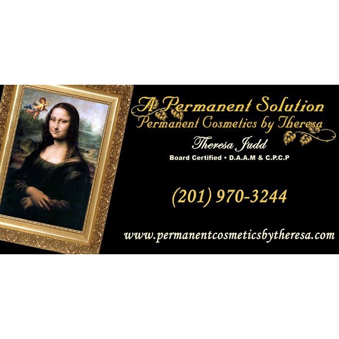 A Permanent Solution: Permanent Cosmetics by Theresa