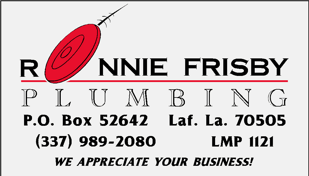 Ronnie Frisby's Plumbing