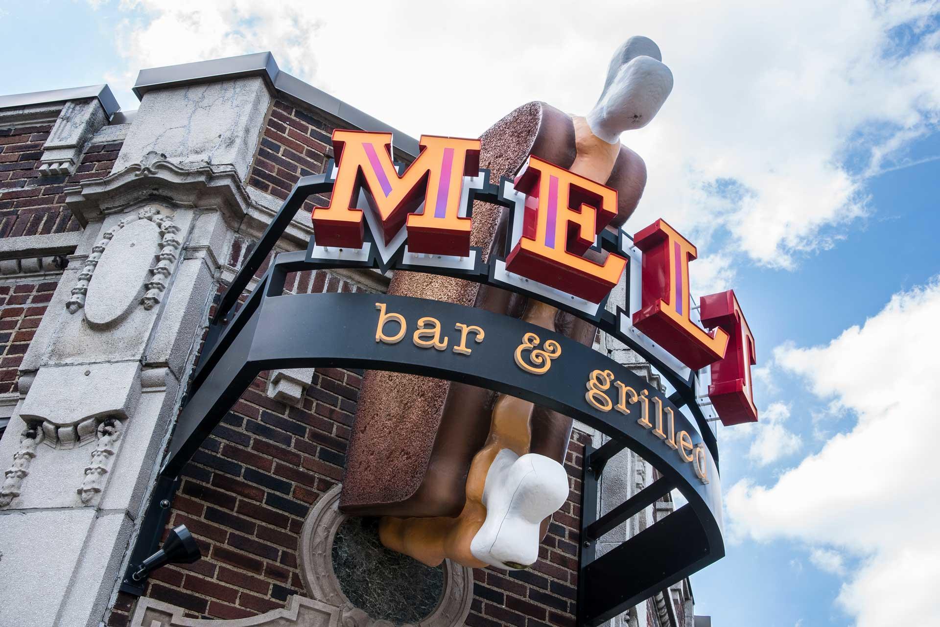 Twist Social Club Tavern Nightclub Matchbook Cover Cleveland Ohio Gay Bar