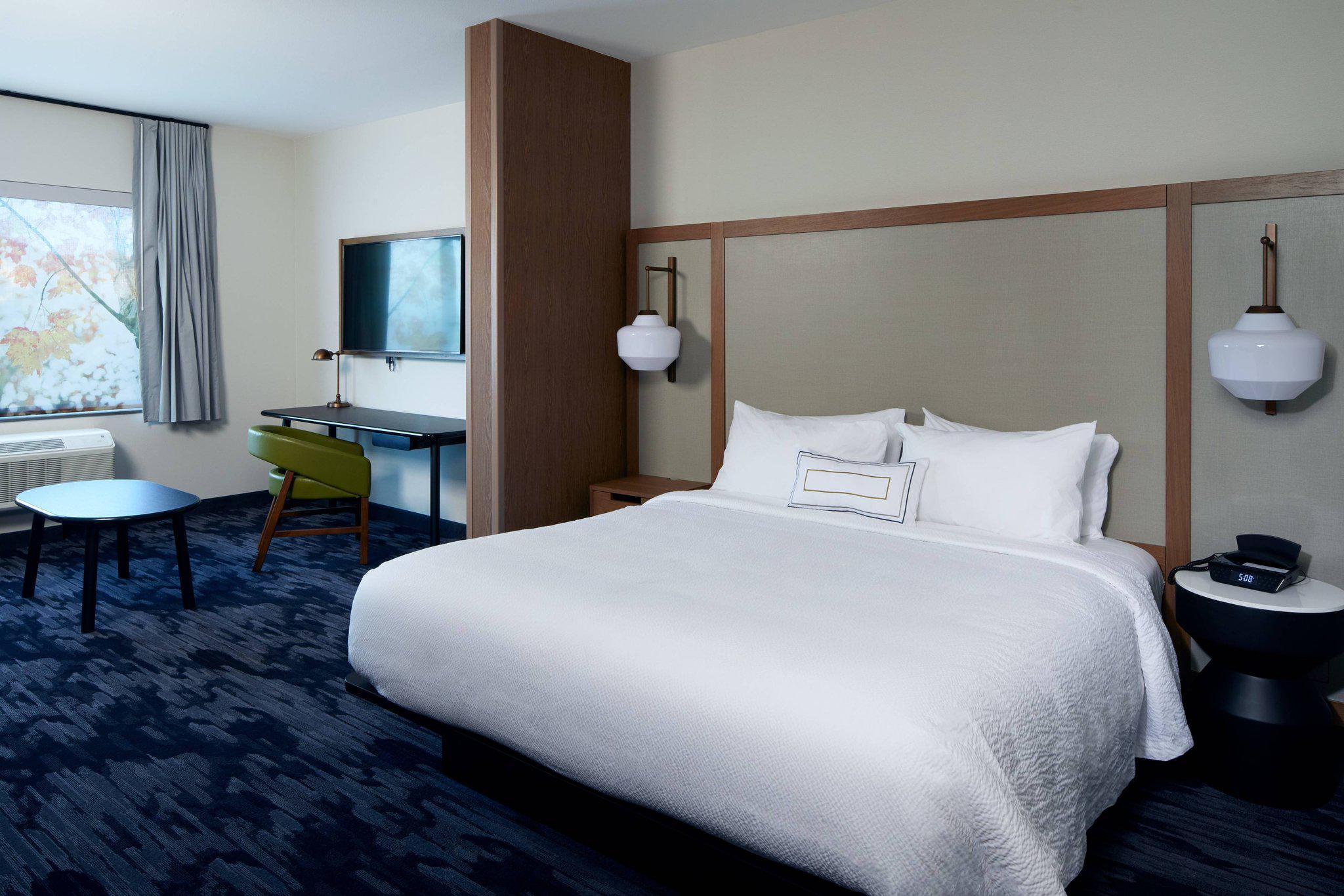 Fairfield Inn & Suites by Marriott Riverside Moreno Valley